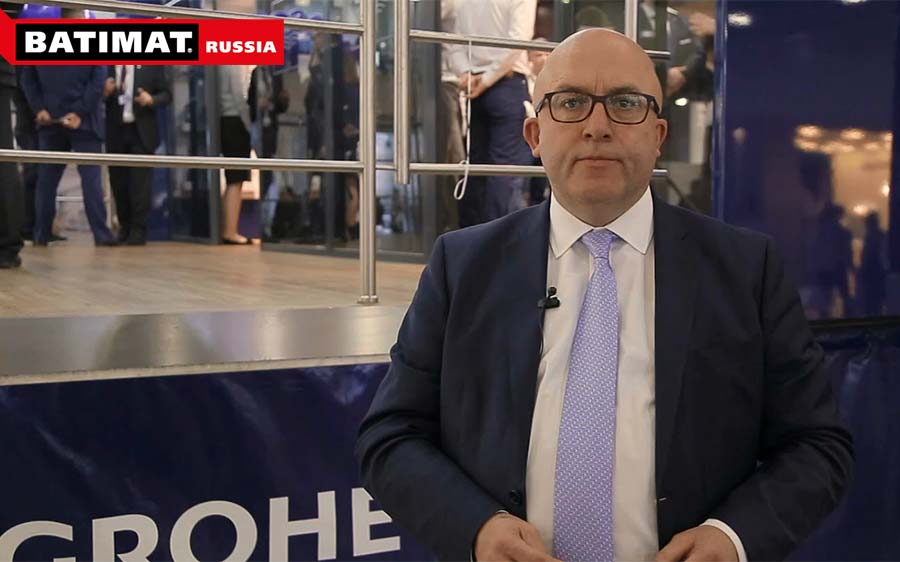 International construction and interior exhibition batimat russia