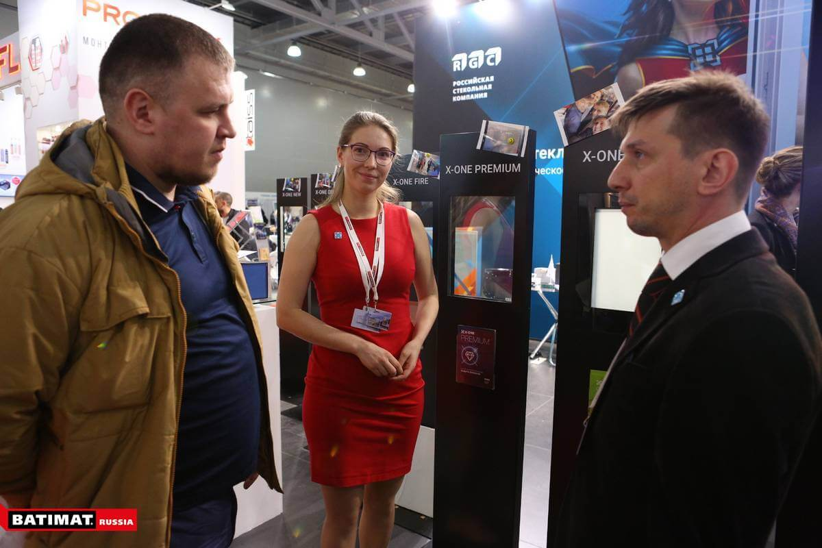 Photos from the exhibition batimat russia april part
