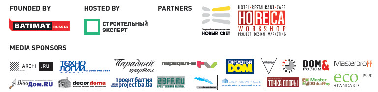 Partners of the Batimat Inside Competition