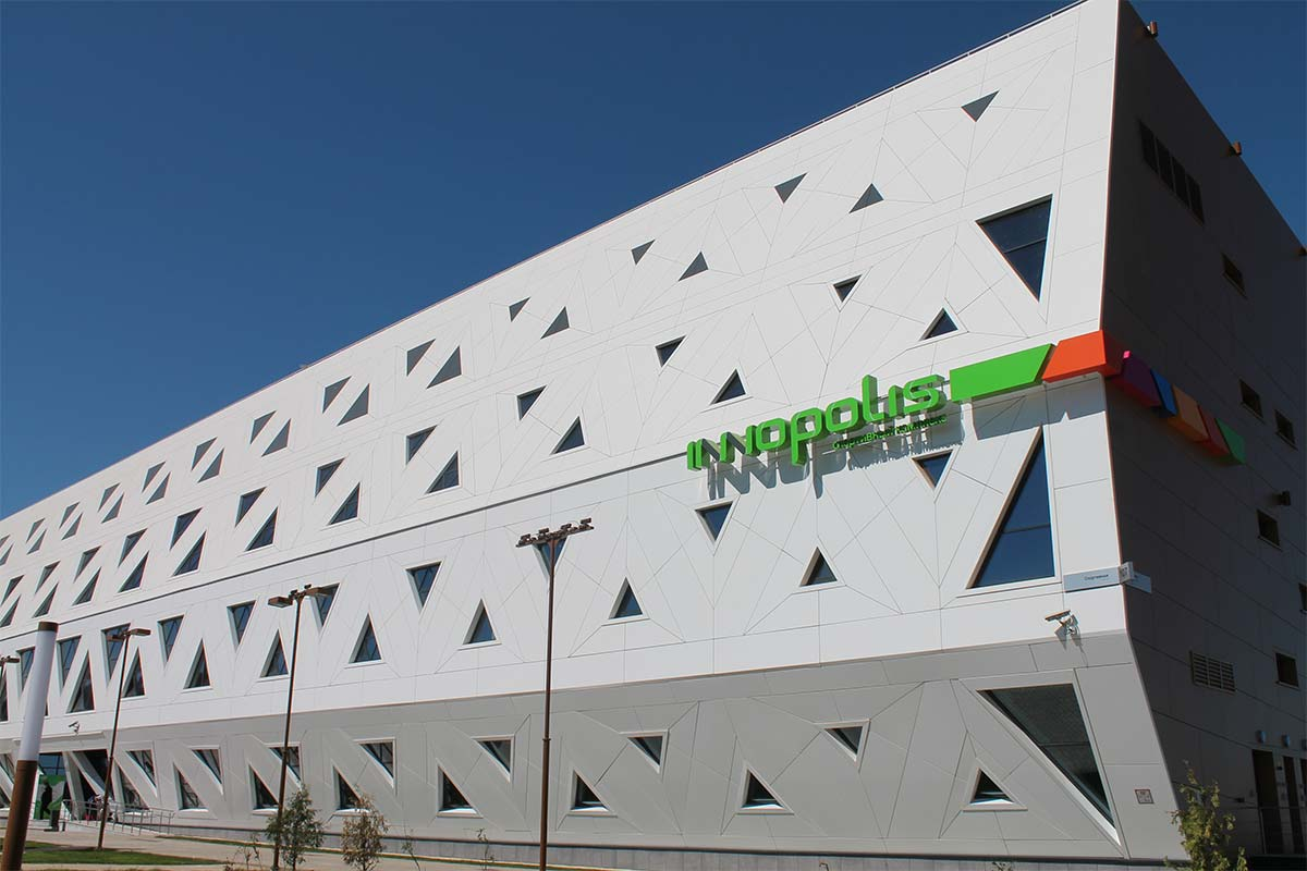 Innopolis Sports Center, Kazan