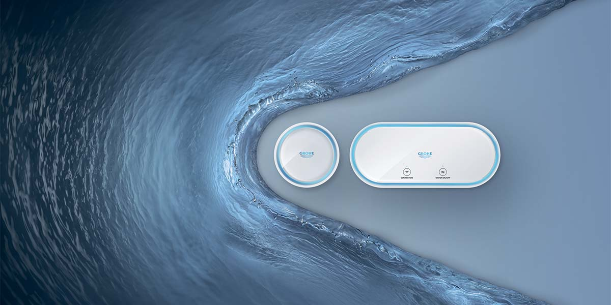 The GROHE smart home