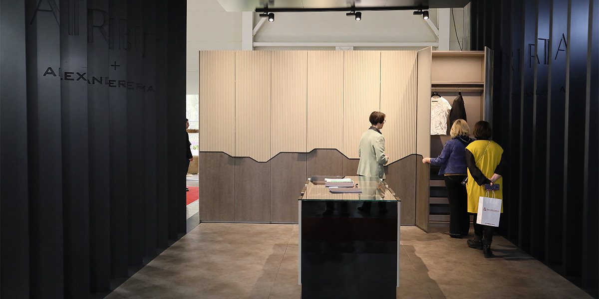 ATTRIBUT at BATIMAT RUSSIA 2019