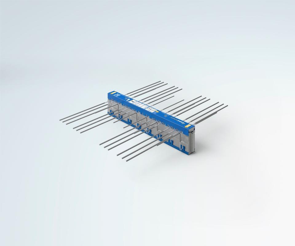 Schöck Isokorb® тип К бетон-бетон