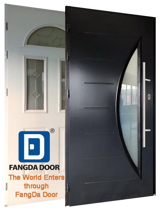 fangda-steel door