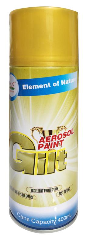 gilt aerosol  paint