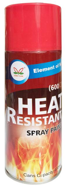 heat  resistant spray paint
