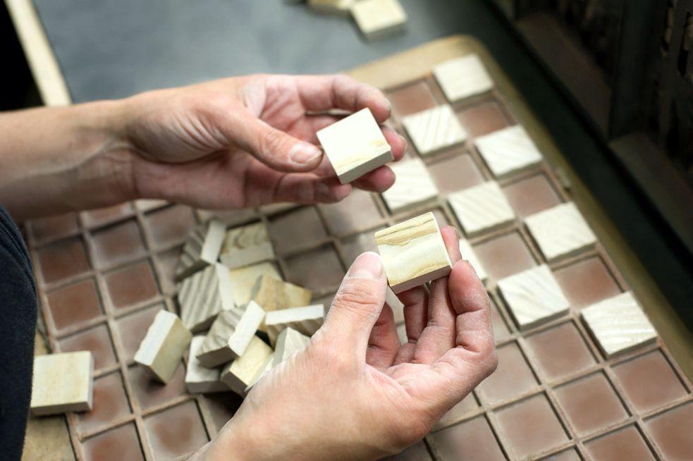 изготовление мозаики джет керамик