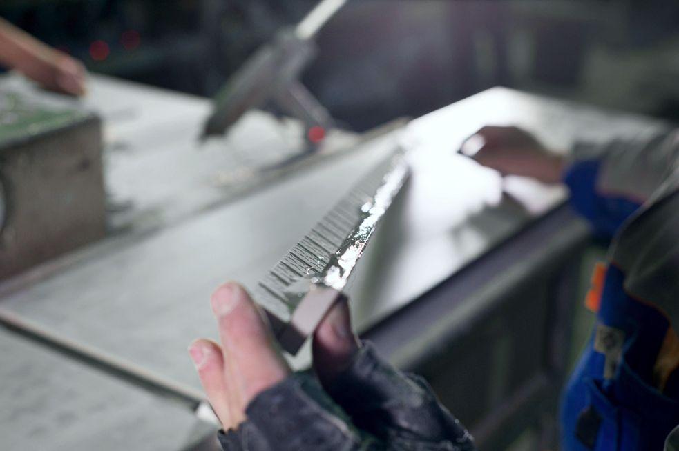 изготовление ступеней джет керамик