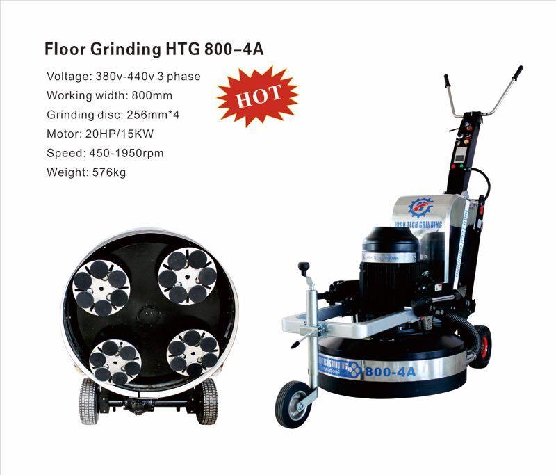floor grinding machine HTG800-4A