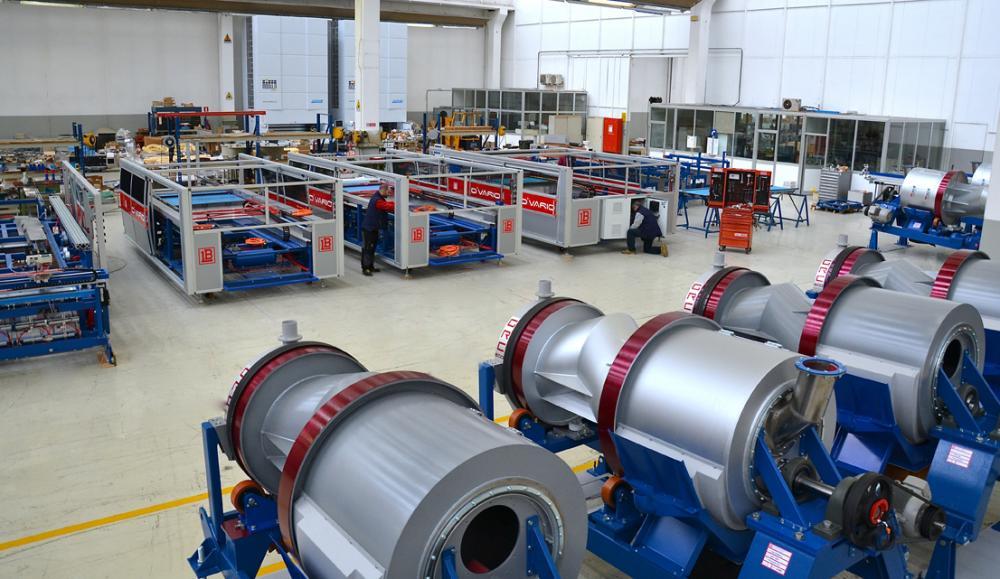 LB production factory