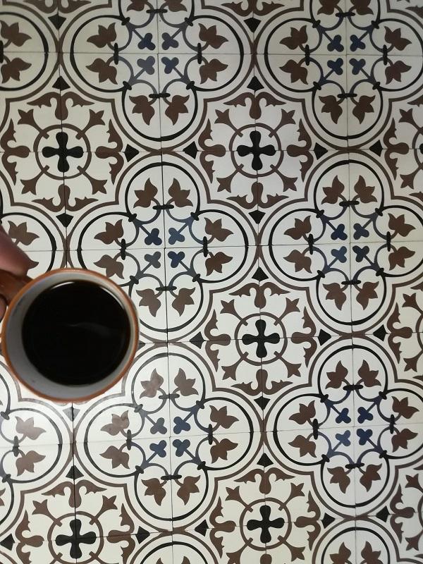 Luxemix - цементная плитка ручной работы