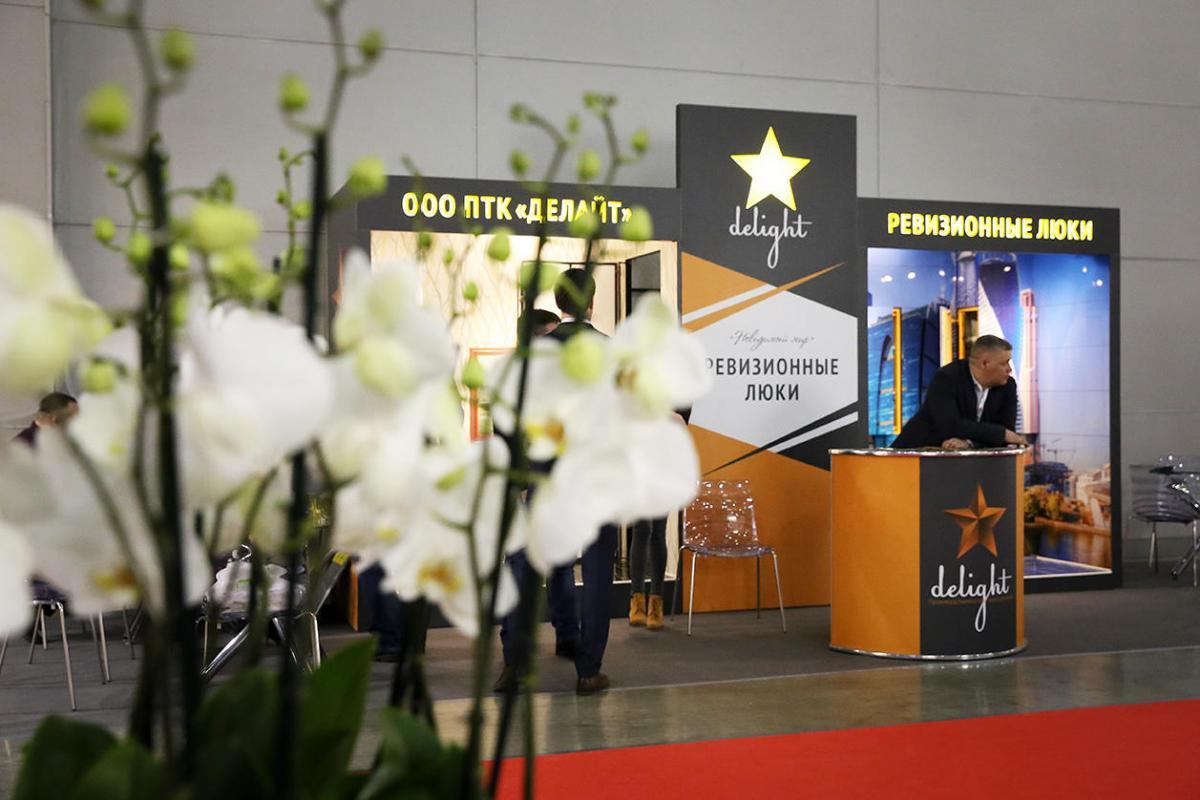 Компания ООО ПТК ДЕЛАЙТ на международной выставке BATIMAT 2018