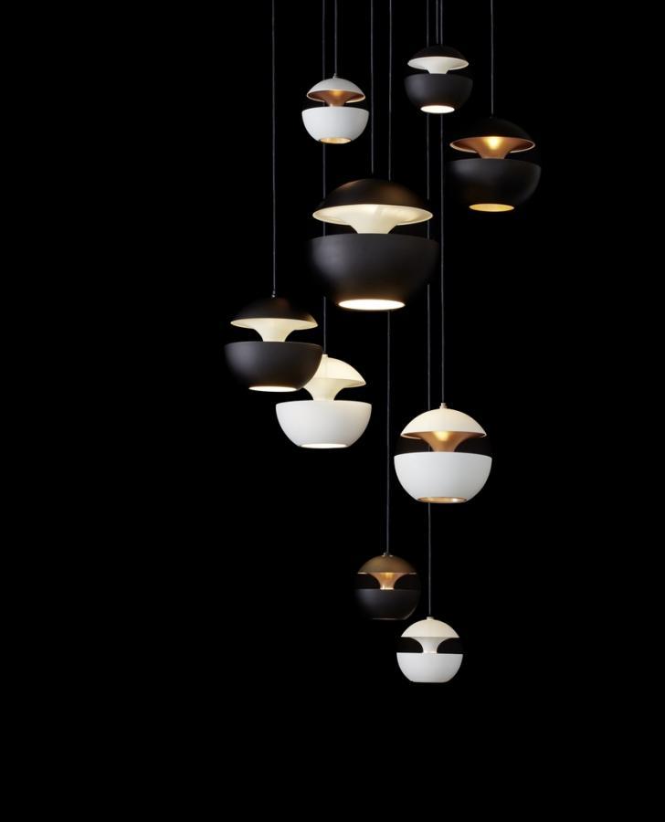 потолочные светильники HCS 175, HCS 250, HCS 350, коллекция HERE COMES THE SUN by Bertrand Balas