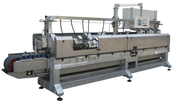 INDUSTRIALINE - SKIRTING MACHINE FOR CERAMIC, MARBLE AND STONE