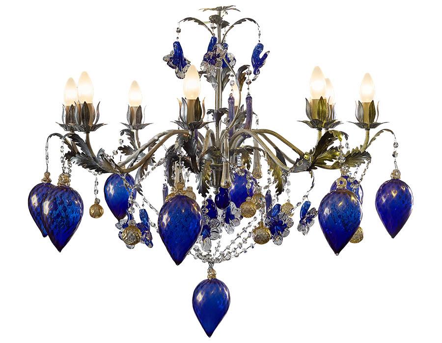 Murano BlueDaimond