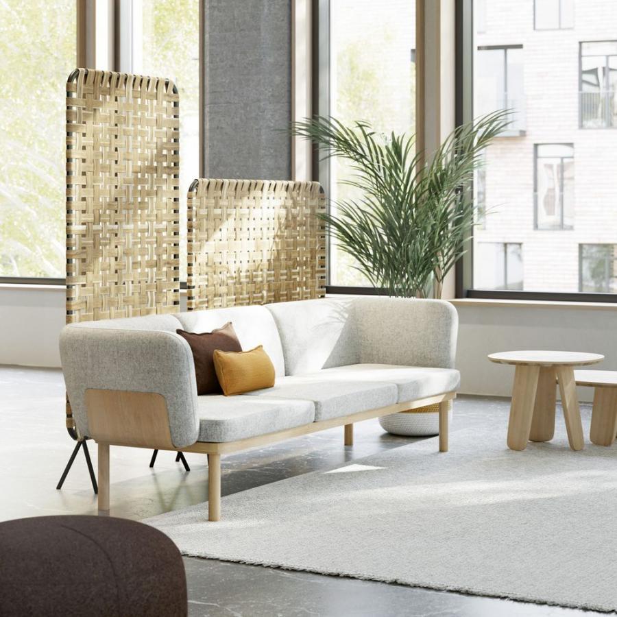 диван, столики ALKI (Франция)
